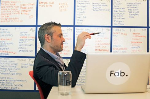 Chasing Growth, Fab.com Sheds Executives and Misses Targets