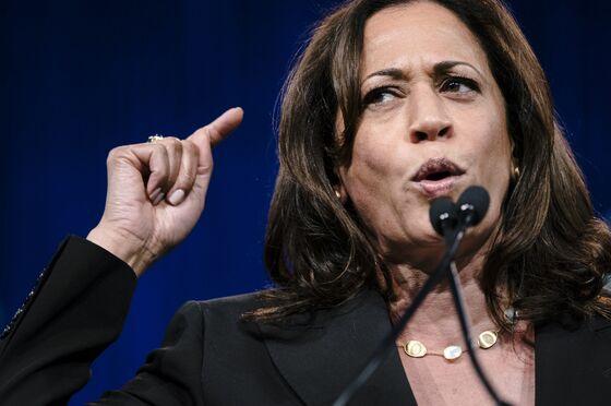 Kamala Harris Rebuts Republicans, Assails Trump for Mishandling Virus