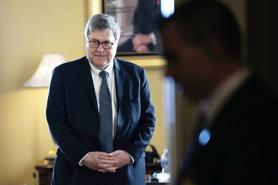 Mueller's Future Sure to Dominate as Senators Grill Nominee Barr