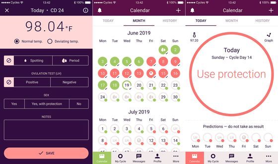 It's Tough Being the First Birth Control App
