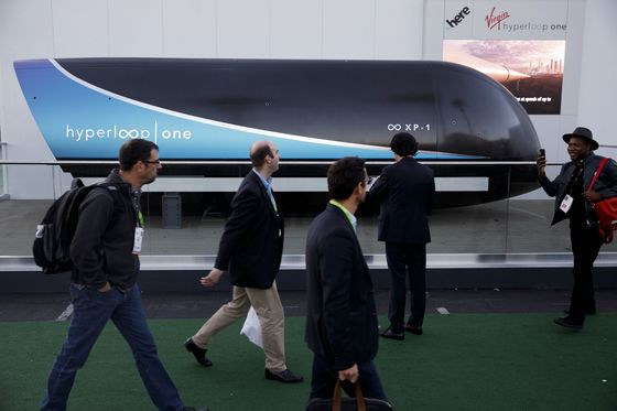 High-Tech Transport Is Already Here, and It's Called Rail