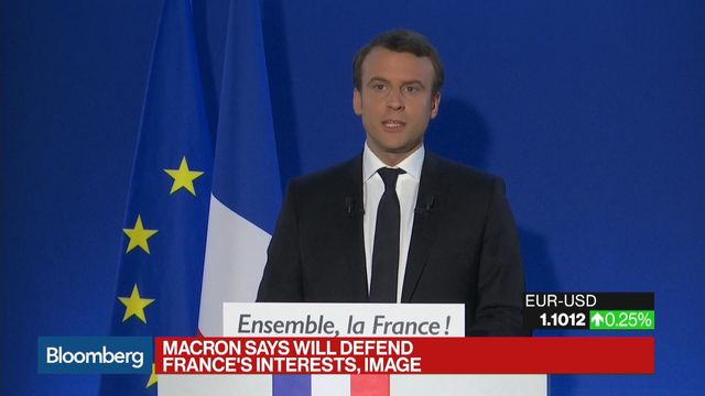 Macron triumphs but focus turns to challenges ahead