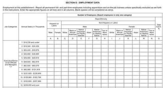 Gender Pay Reporting May Start in Weeks Across Corporate America