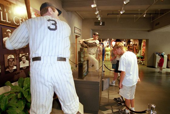 Baseball Hall of Fame May Bring Immortality But Not Extra Riches
