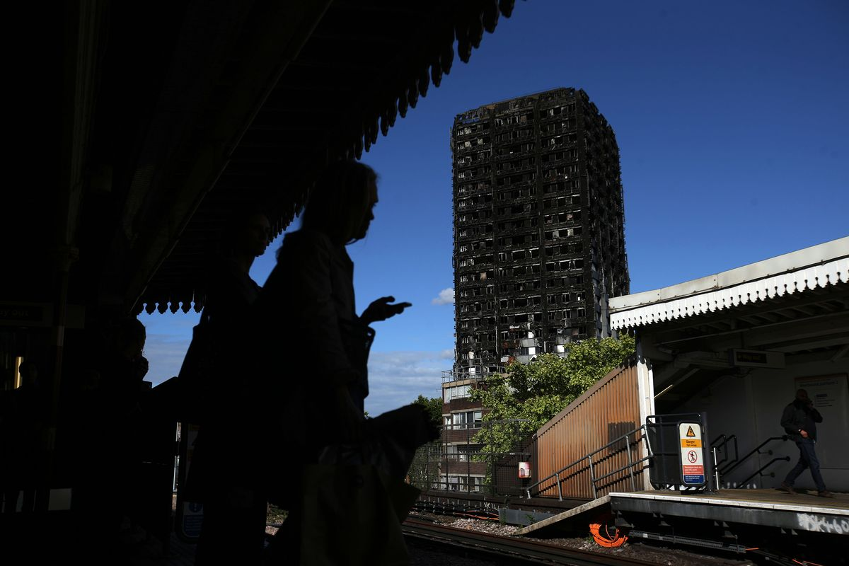 Homebuilder Paying for Building Safety Repairs in Wake of Grenfell Fire