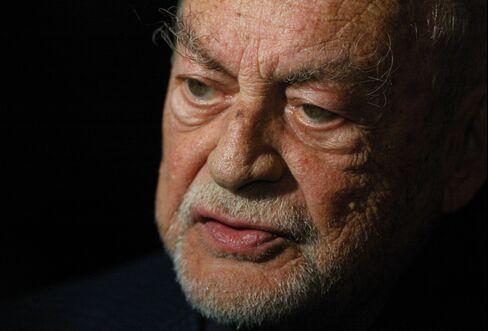 Film Producer Dino de Laurentiis Dies in Los Angeles, Ansa
