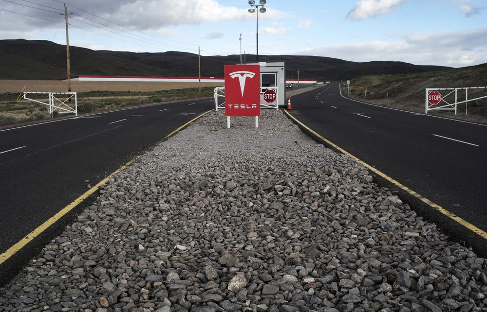Tesla Accused in Suit of Firing Worker to Cover Up Copper Theft