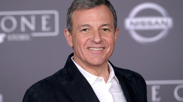 Disney's Iger Says Fox Deal Creates Great Global Company
