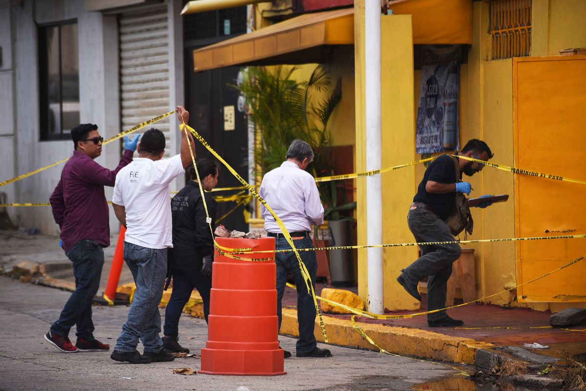 Mexico's Record-Setting Homicides, Slugglish Economy Test AMLO
