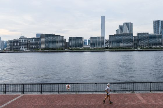 Tokyo Games Revive Buyer Interest for Olympic Village Condos