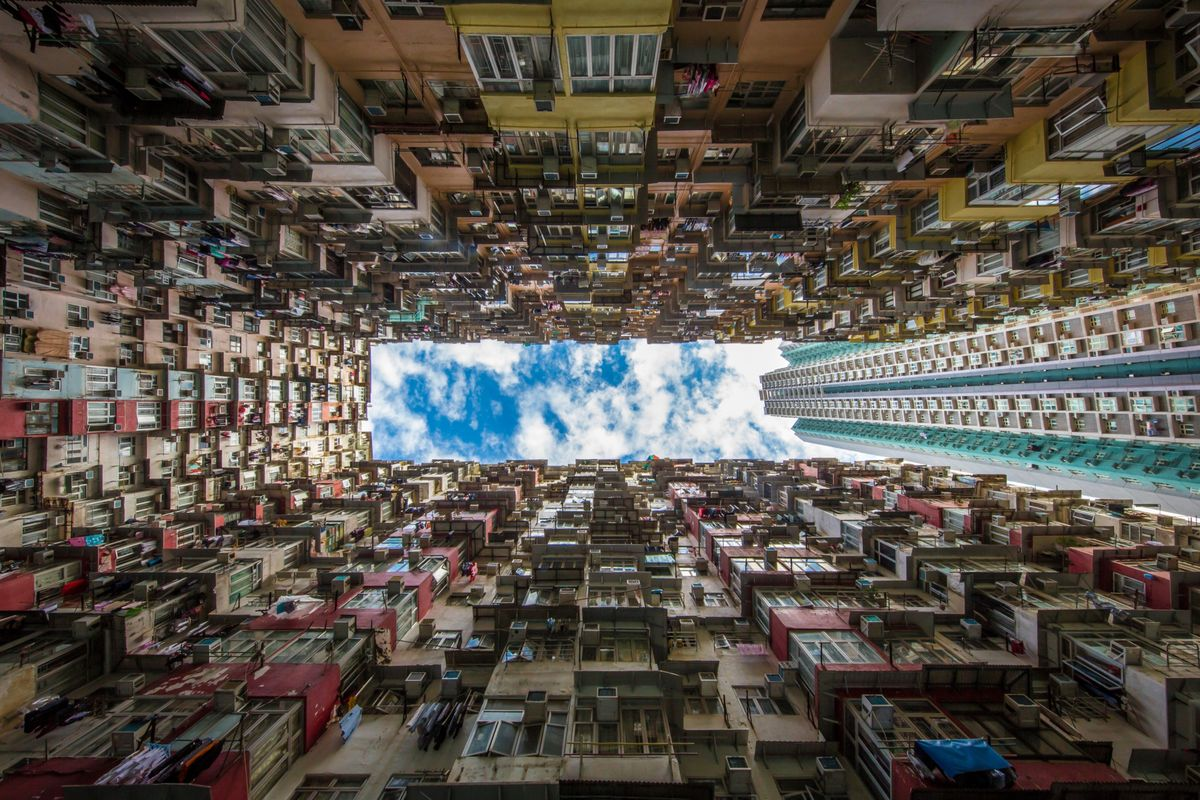 Hong Kong Needs a Housing Lesson From Singapore