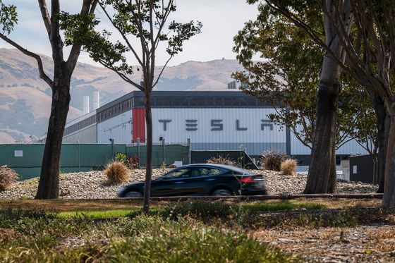 Tesla's Texas Move Is Latest Sign of California Losing Tech Grip
