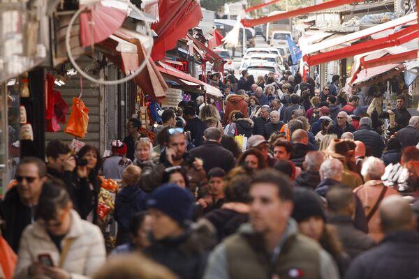 Economic Expansion Comes Despite Year Of Political Turmoil
