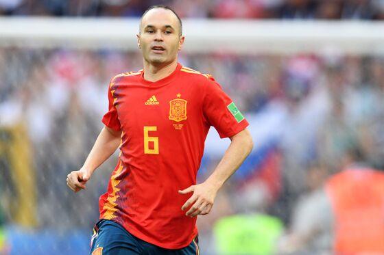 Iniesta's Vineyard Flourishes as He Retires From Spanish Soccer
