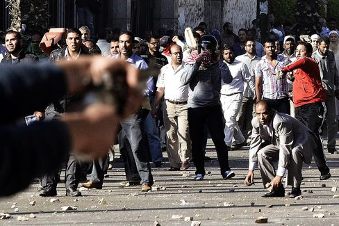 Egypt Arms With Bootleg Guns as Vigilante Justice Replaces Law