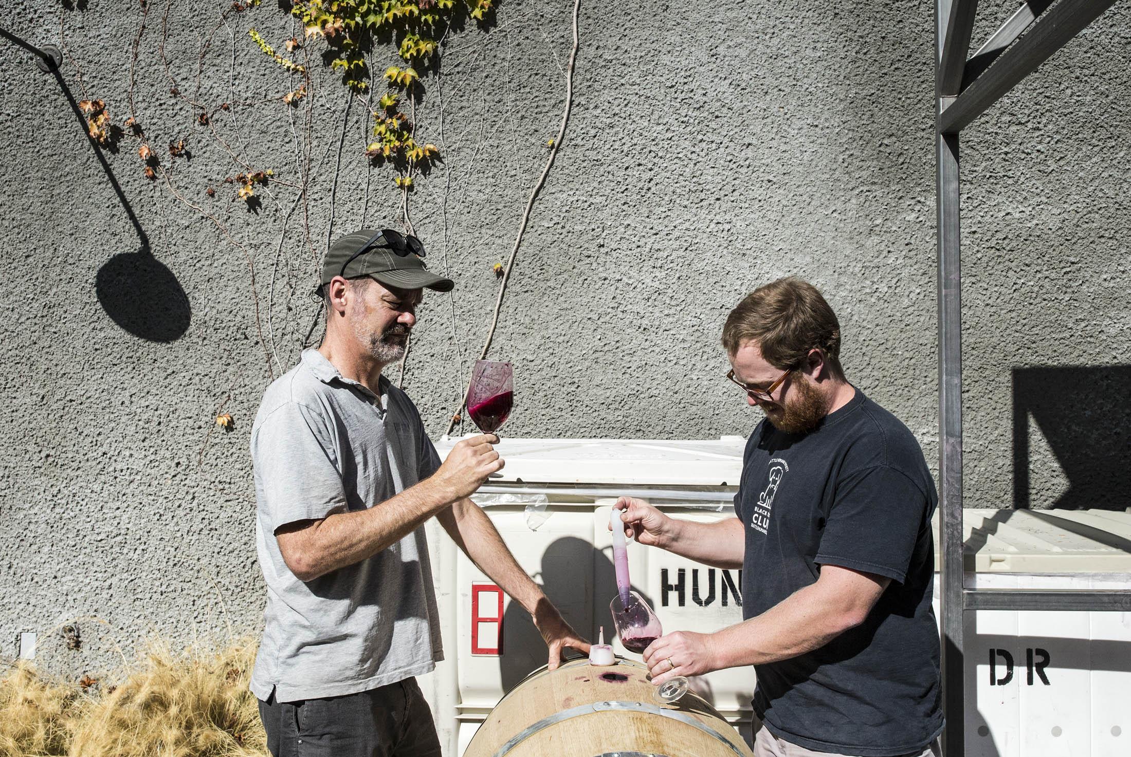 4 p.m. —Hunnicutt Custom Crush Winery