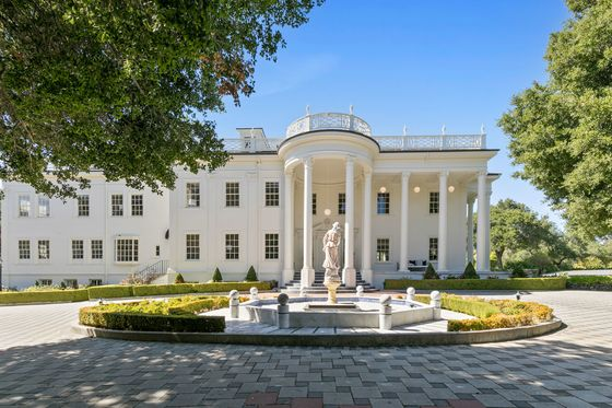 Former Providian CEO's 'Western White House'Listed for$35 Million