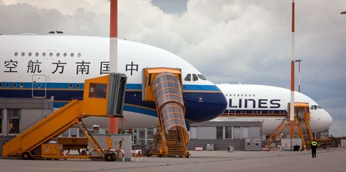 China Southern Misses Target Date for A380 Beijing-Paris Flights