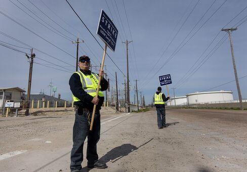 Refinery Strike