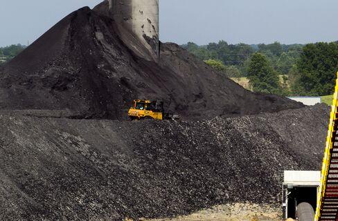 Europe Burns Coal Fastest Since '06 Boosting U.S.