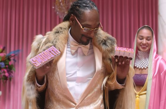 Rapper Snoop Dogg Backs Swedish Online Payments Company