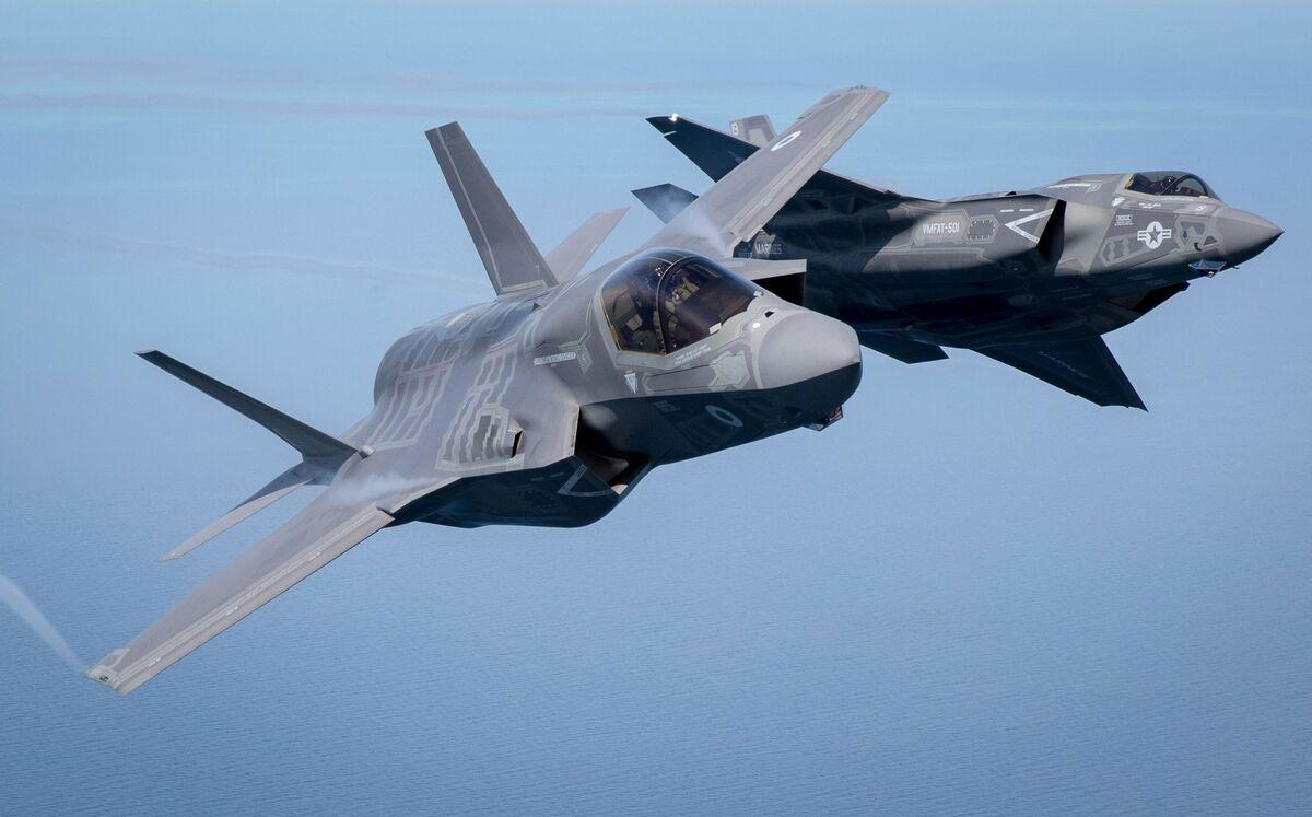 Lockheed's F-35 Still Falls Short, Pentagon's Tester Says