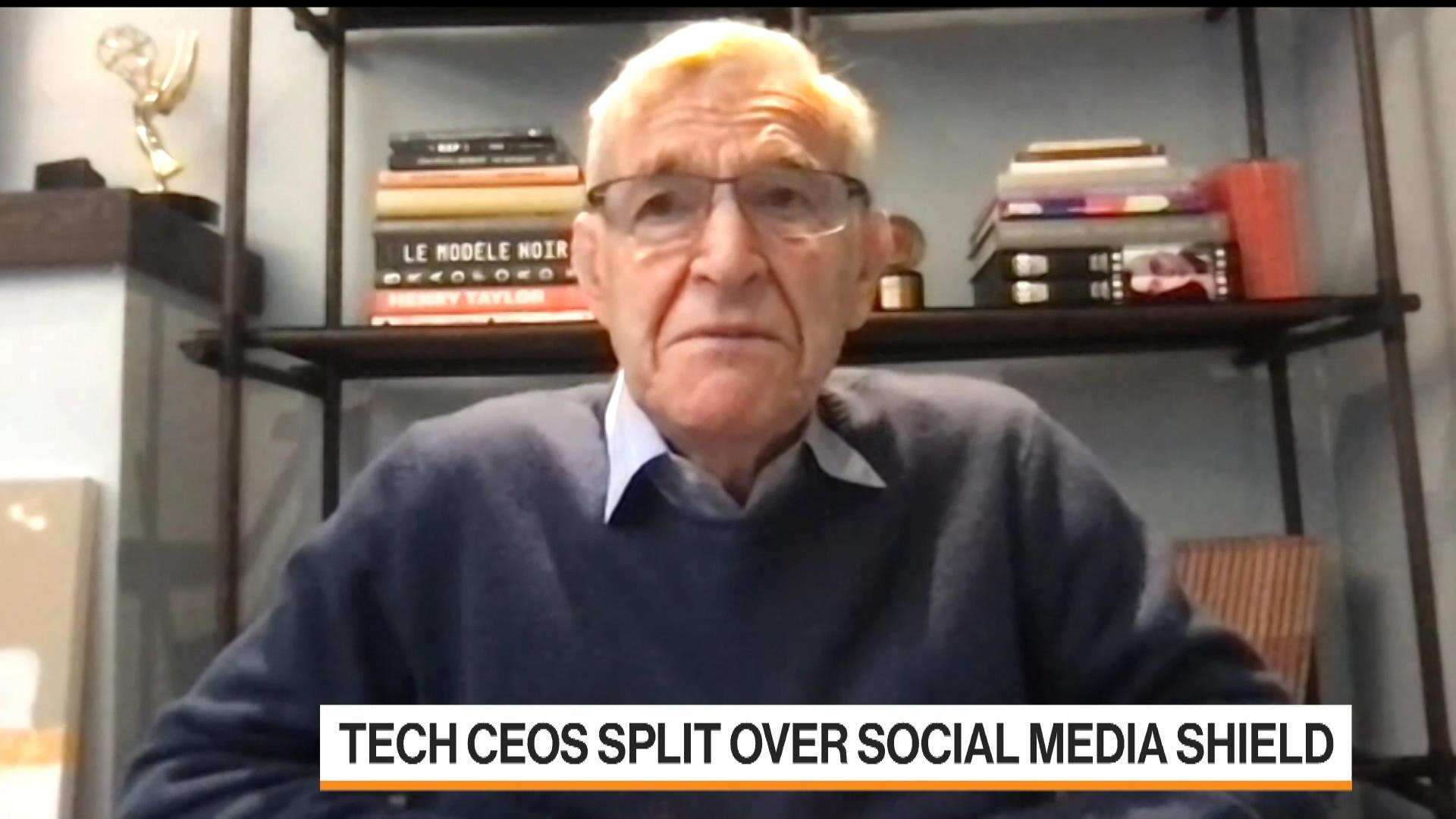 'No Choice' But to Regulate Big Tech, Patricof Says