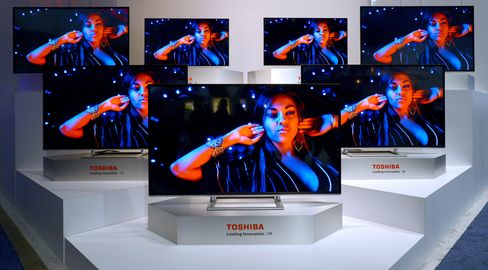 Toshiba Ultra HD 4K televisions