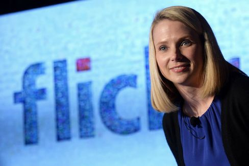 Yahoo Inches Forward After Year One of Marissa Mayer