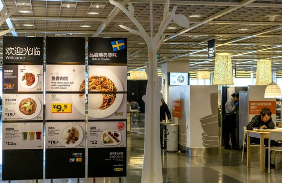What, No Meatballs? How Ikea Caters to Different Global Tastes