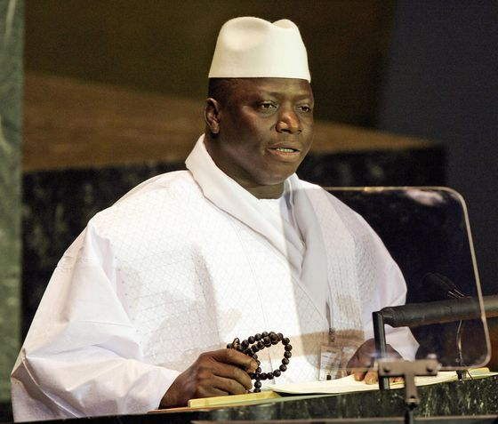 Gambia Truth Commission Begins Hearings Into Ex-Dictator's Rule