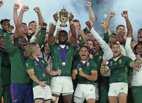World Rugby Champions Face Empty Stadium in First Pandemic Match