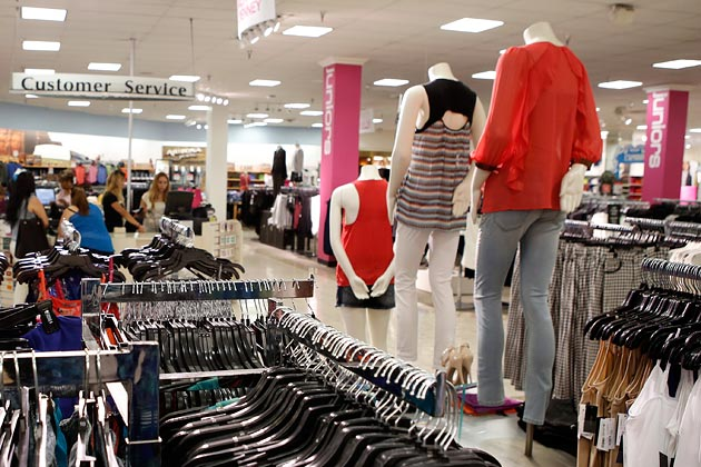 What's Not Hot This Holiday Season? J.C. Penney - Bloomberg