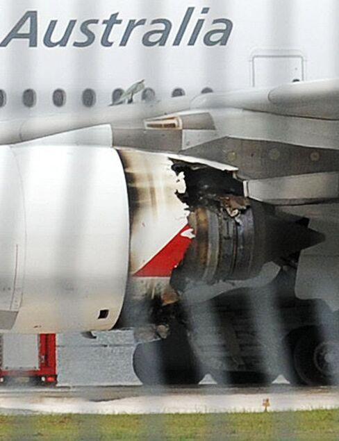 Singapore Air Halts Airbus A380 Flights