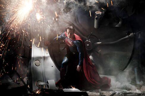 Warner Bros. Is a 'Man of Steel' Marketing Machine
