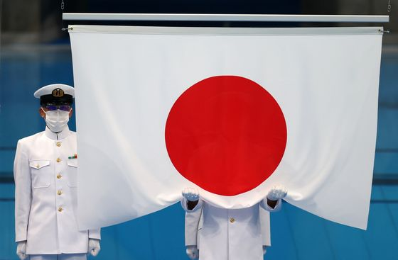 Olympics a Hit for Japan's Athletes, Not for Its Leader