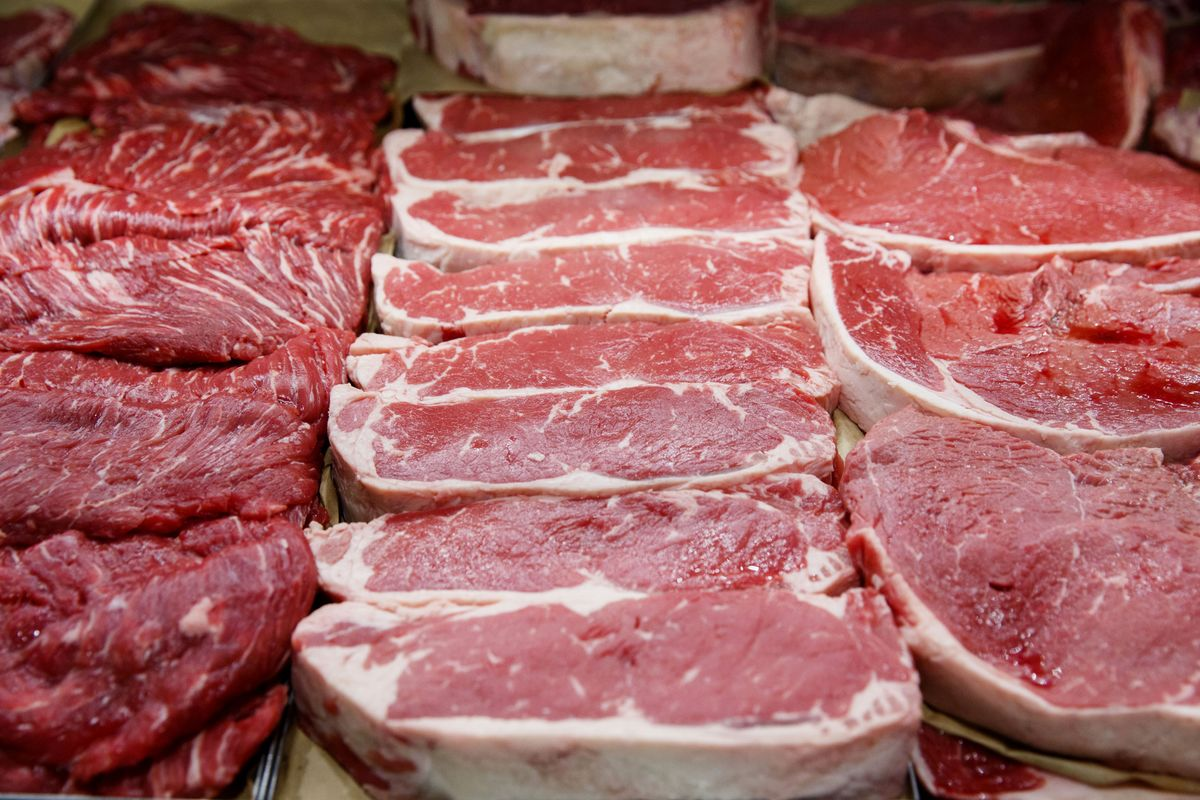 Soggy Start to Grilling Season Is a Double Whammy for Meatpackers