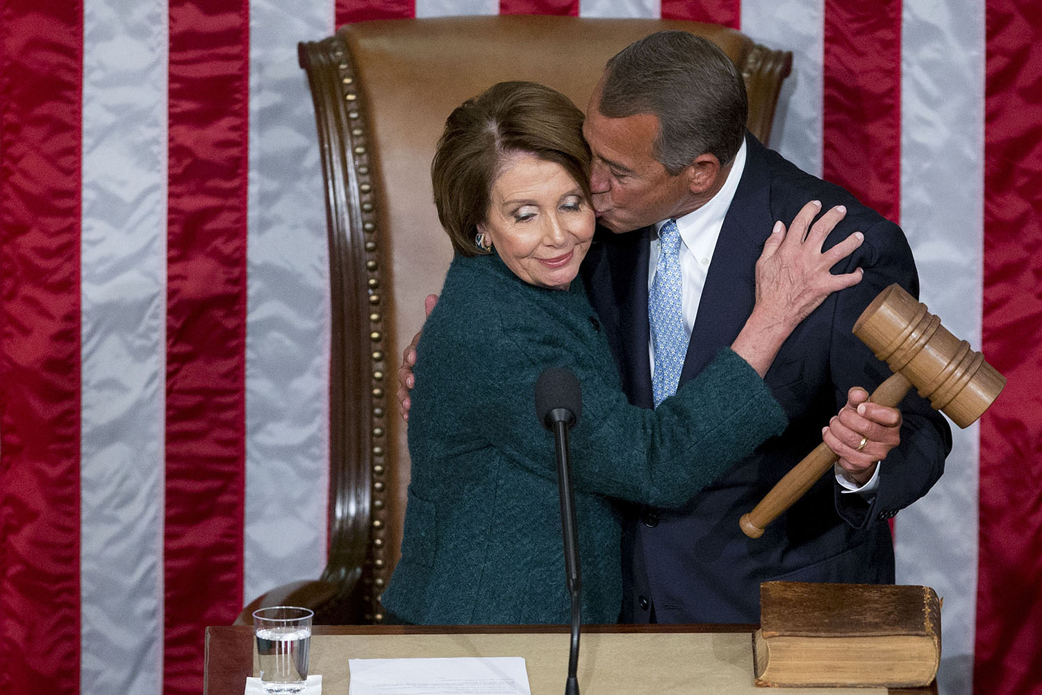Congress Kisses