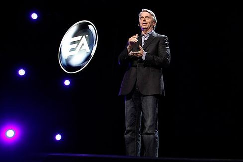 Turmoil at Electronic Arts as CEO John Riccitiello Resigns