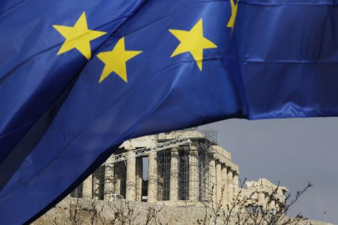Greece's Third Bailout Seen in Debt With Junk Grade