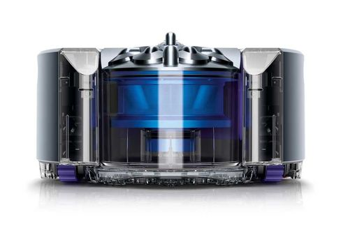 Dyson unveiled its Dyson 360 Eye, a robotic vacuum, on Thursday in Tokyo. The company says that machine circumvents some common performance problems in its category, including poor suction, by using cyclone technology and a powerful digital motor.