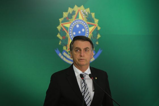 Brazil's Bolsonaro Urges Veto of Bill Raising Judges' Salaries