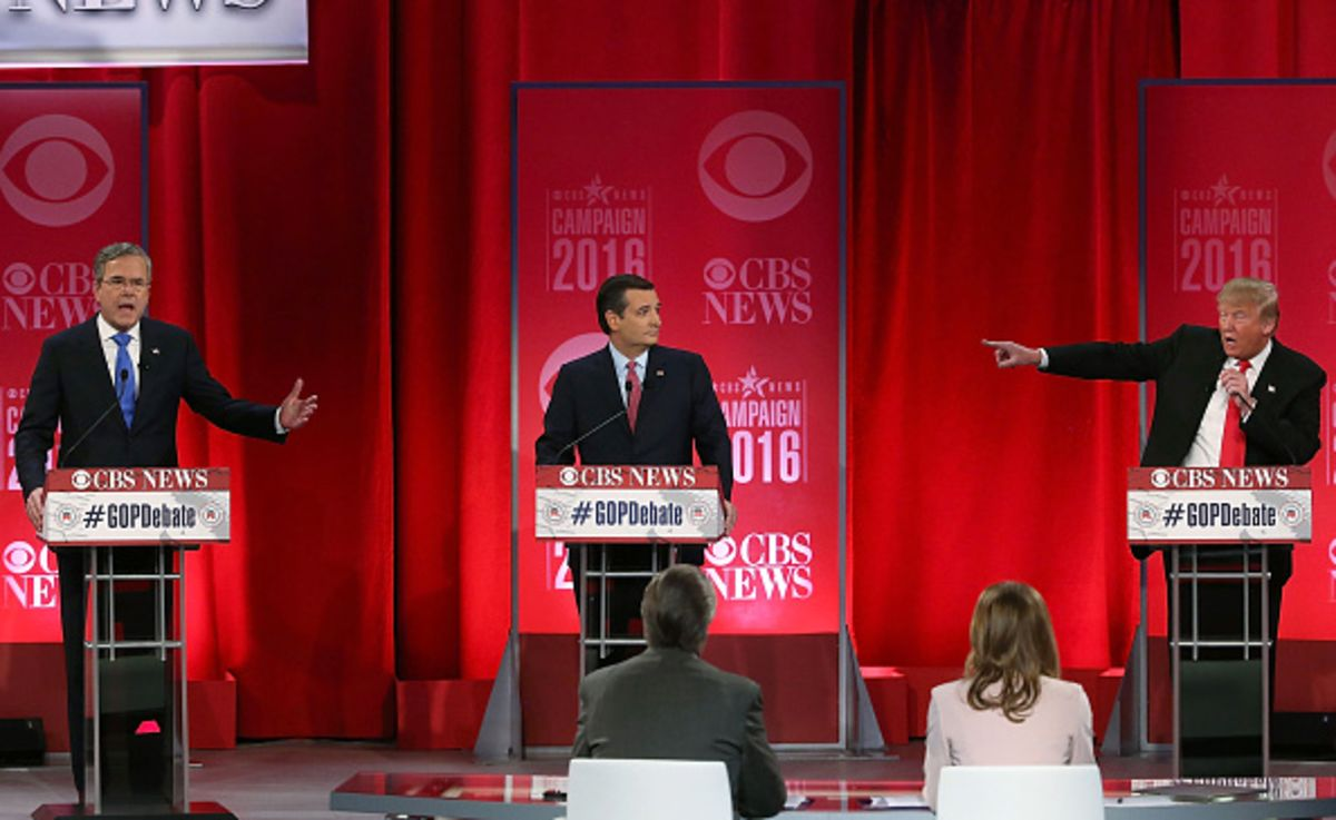The Two Republican Debates