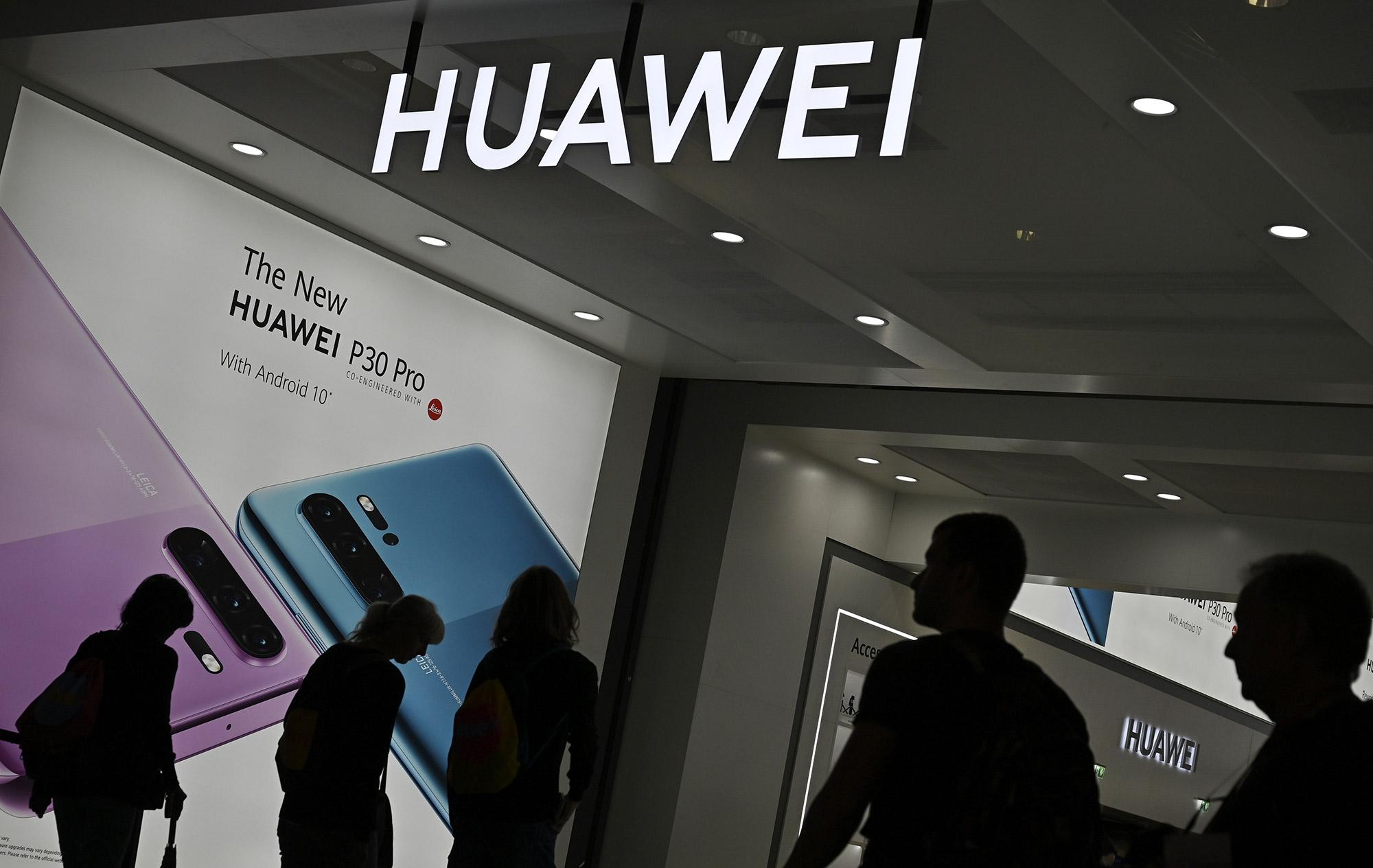 Huawei Eyes ProtonMail as Gmail Alternative Amid U S