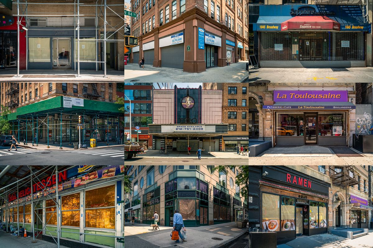 Empty Storefronts Jolt NYC Council Into Action on Small Business