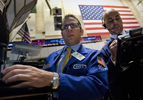 U.S. Stocks Fall on Greek Concern as Housing Data Disappoints