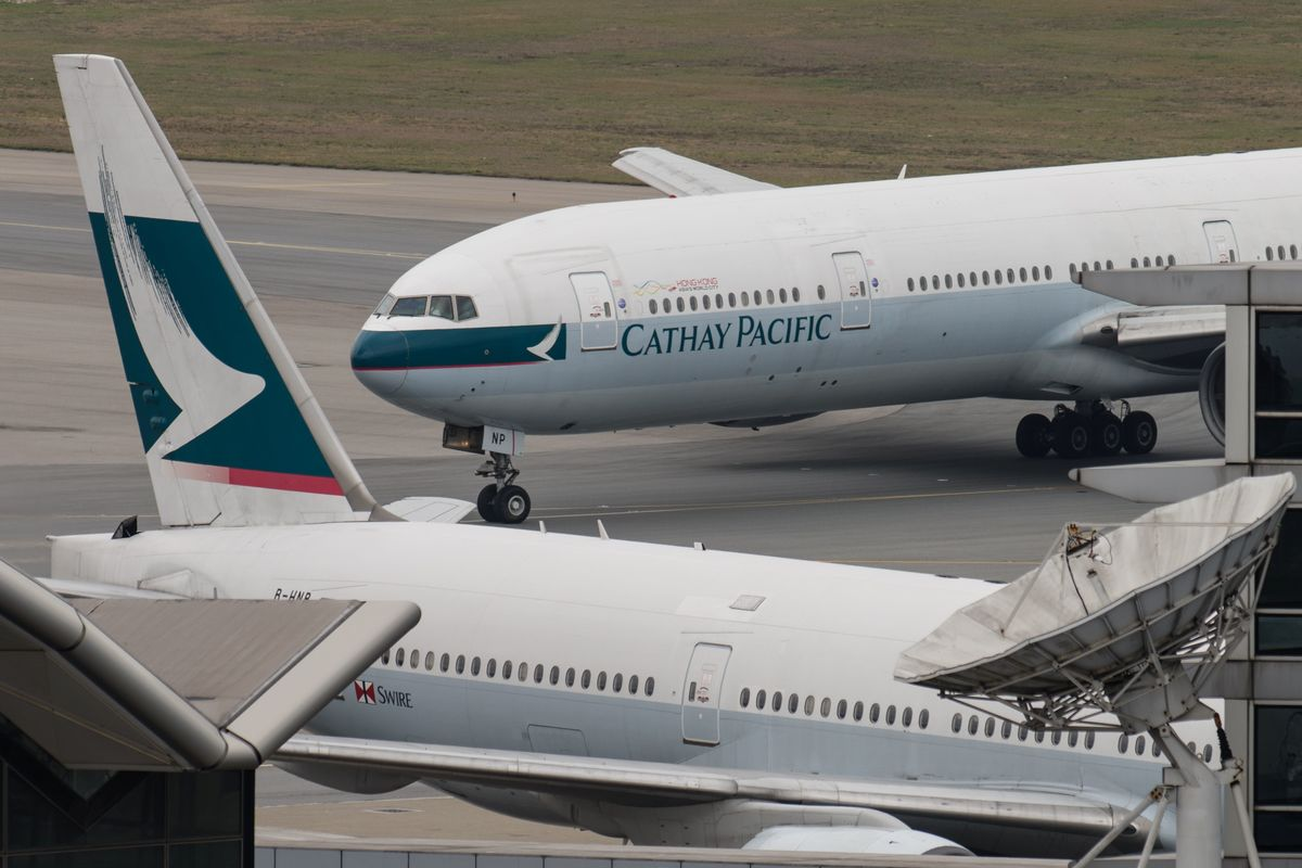 Cathay Pacific Cracks Down on Thieving Flight Attendants: SCMP
