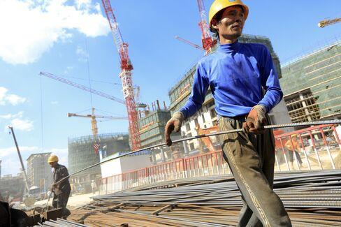 Chinese Steel Demand