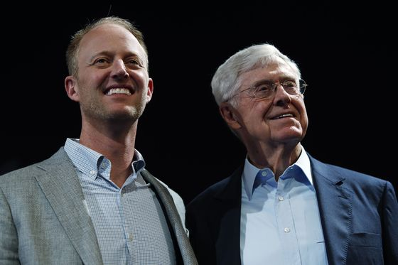 Koch Industries Accelerates Shift to Tech and Loads Up on SPACs