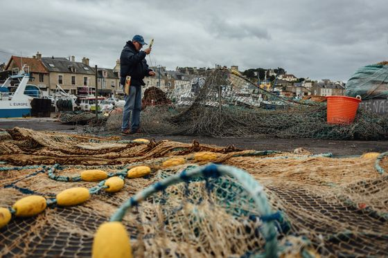 Brexit Deal Put at Risk by Fears of French Fishermen